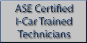 ASE Certified I-Car Trained Technicians at ACE Auto Collision Repair Hartselle Alabama